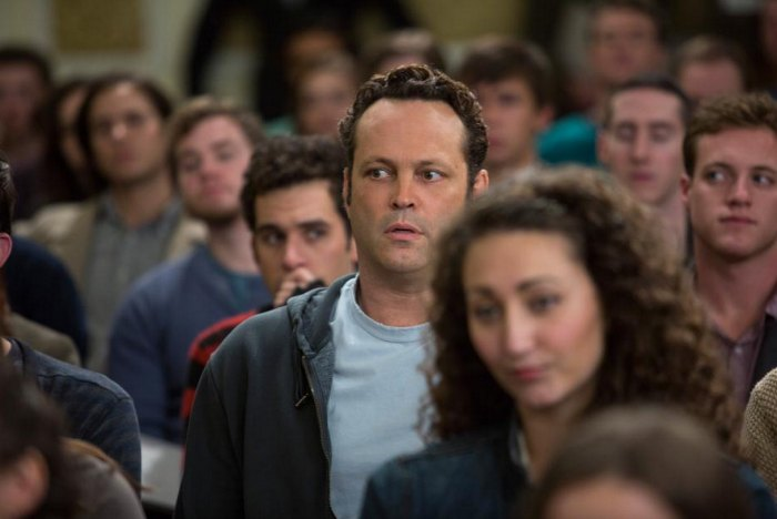 Delivery Man David Wozniak Vince Vaughn
