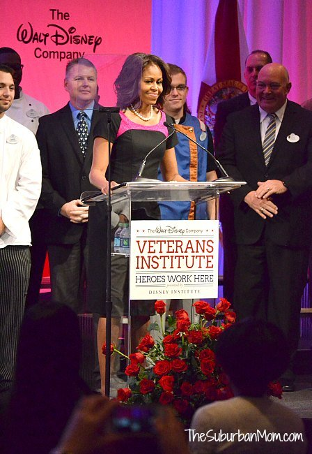 Michelle Obama Veterans Institute