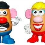 Mr Mrs Potato Head