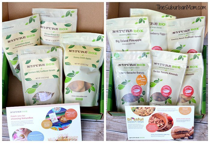 NatureBox Subscription Box