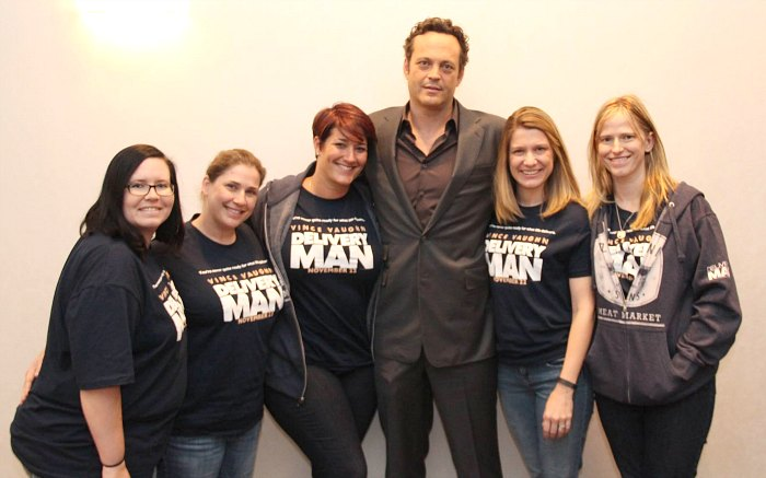 Vince Vaughn Delivery Man Bloggers