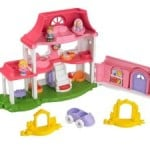 Fisher-Price Little People Happy Sounds Home – $22.99