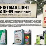 Home Depot Christmas Light Trade-In