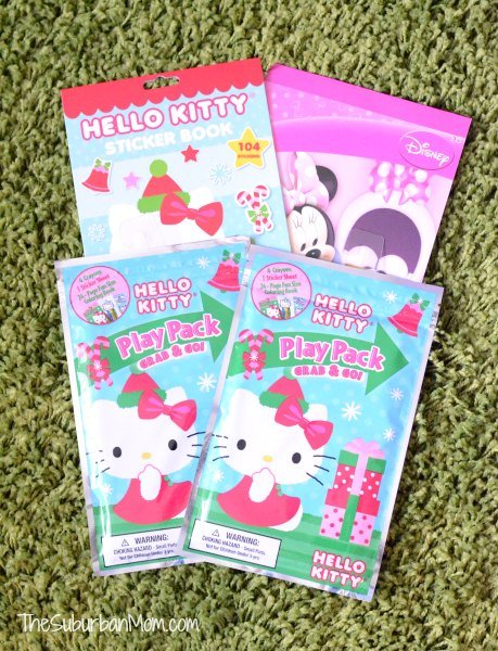 Coloring Sticker Books Hello Kitty