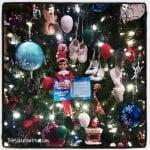 Elf on the Shelf Christmas Tree