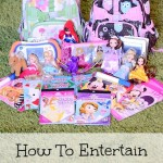 How To Entertain Kids At A Restaurant ~ The Restaurant Backpack