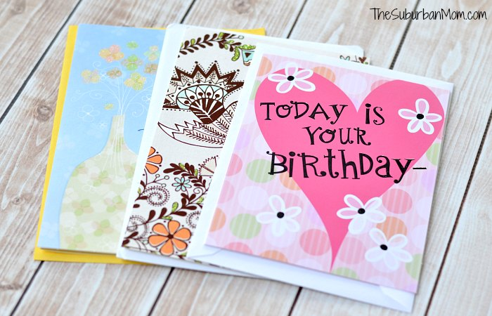 Hallmark Cards #BirthdaySmiles