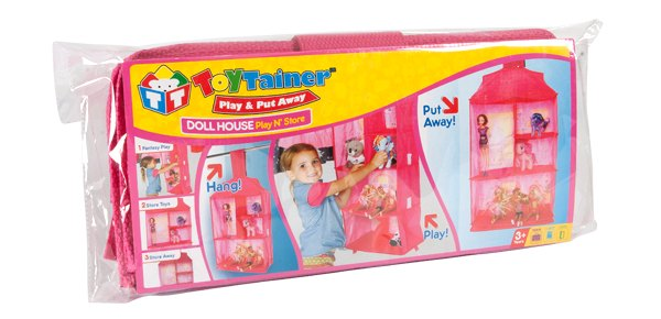 ToyTainer Doll House