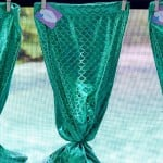 Little Mermaid Ariel Tail