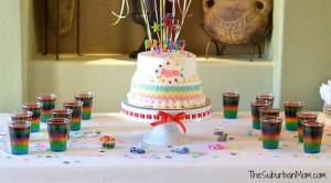 Rainbow Loom Birthday