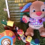 Consignment Baby Toys