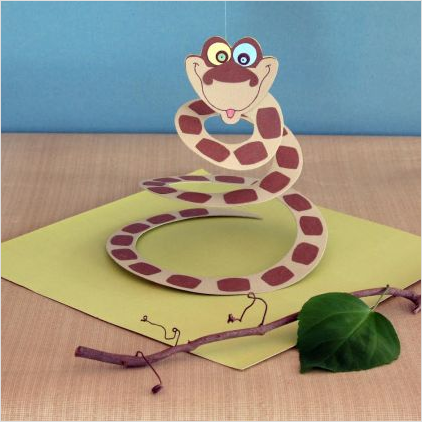 Jungle Book Craft 2