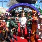 Lost Boys Festival Fantasy Disney Parade
