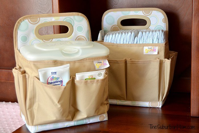 Playtex Diaper Genie Diaper Smart Caddy