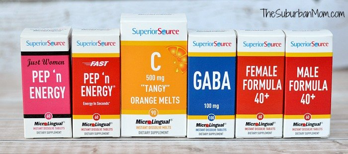 SuperiorSource Vitamins Energy Prize