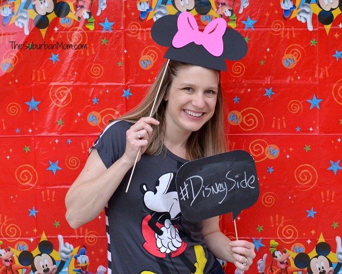 DIY Disney Photobooth Props