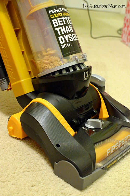Eureka AirSpeed All Floors Vacuum Carpet