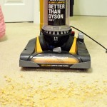 Wait Till You See The Results From The Eureka AirSpeed All Floors Vacuum Challenge ~ 2 Winner Giveaway