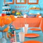 Octonauts Birthday Party Decorations, Ideas, DIY Party Favors & More