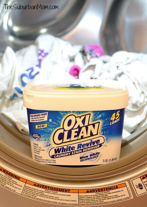 OxiClean White Revive