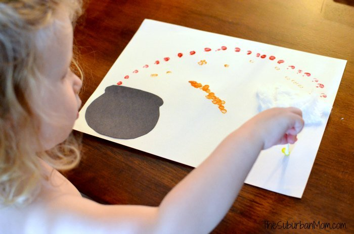 Toddler Art Project