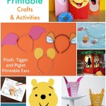 Disney's Winnie The Pooh: Springtime With Roo + 17 Inspired Printable Crafts