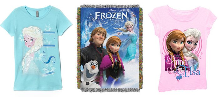 Disney Frozen Elsa Anna Shirts