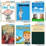 Free Kids Kindle Books 4.15