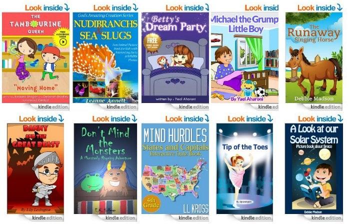 10 Free Children S Kindle Ebooks April 22 2014 Thesuburbanmom