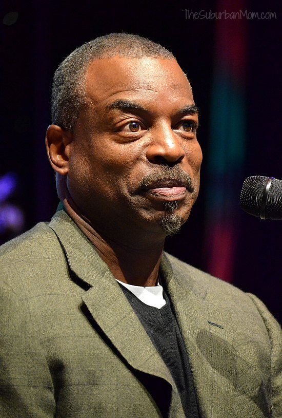 LaVar Burton Reading Rainbow