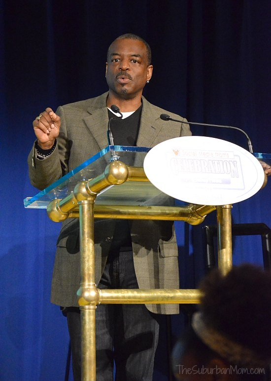 LeVar Burton Reading Rainbow Disney Give Get A Book