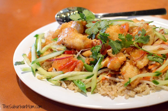 Pei Wei Thai Lime & Chile