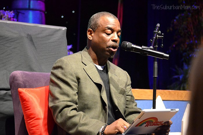 Reading Rainbow LeVar Brunton Disney