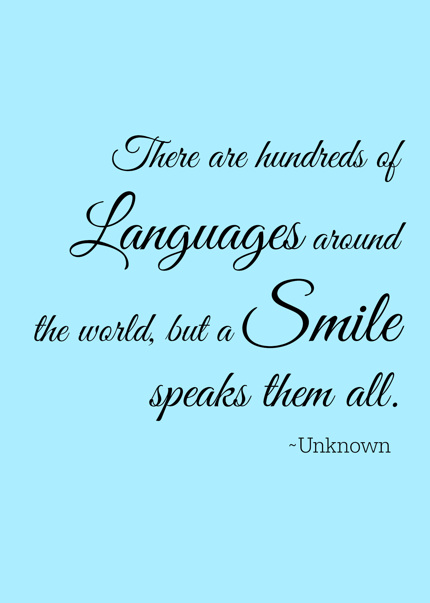 Quotes About Smiles Smile Train Spreading Smiles Around The World  Thesuburbanmom