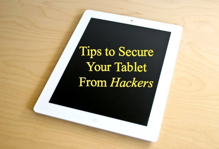 Tablet Tips