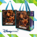 Free Disneynature Bears Reusable Tote Bag at the Disney Store