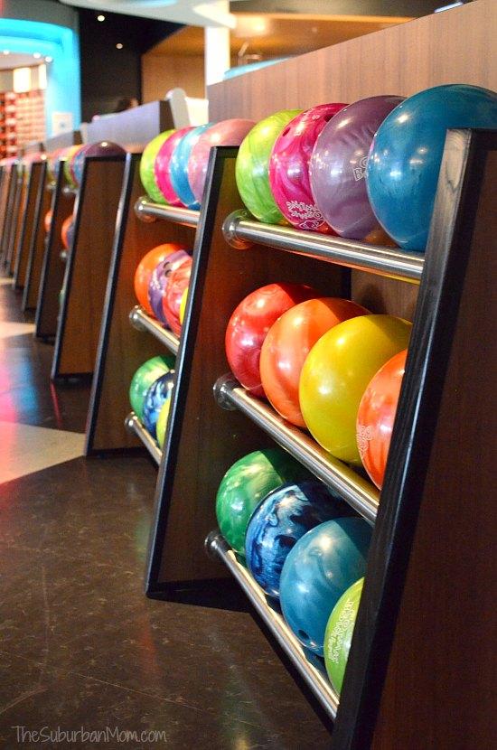 Cabana Bay Bowling Universal Orlando