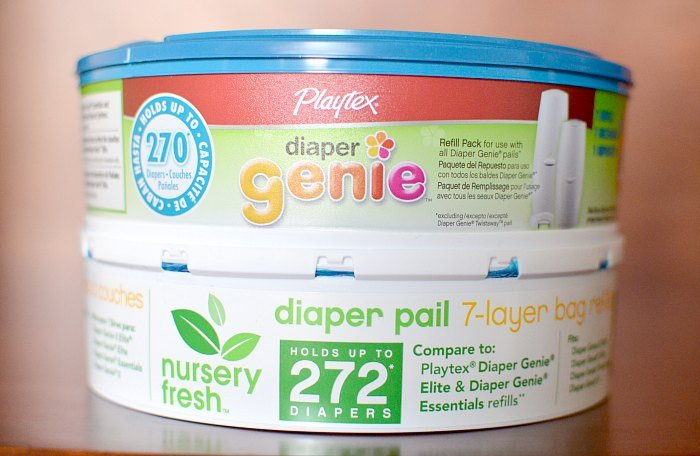 Keep Your Nursery Fresh With Playtex Diaper Genie Elite