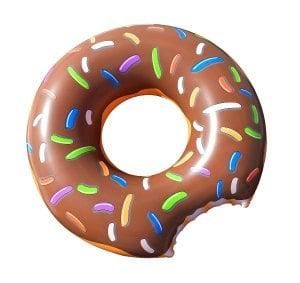 Doughnut Pool Float Inner Tube