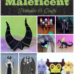 Disney's Maleficent Clip, Elle Fanning & Free Printables