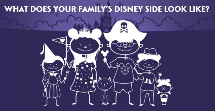 disney side family