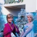 Frozen Anna Elsa Hollywood Studios Disney World