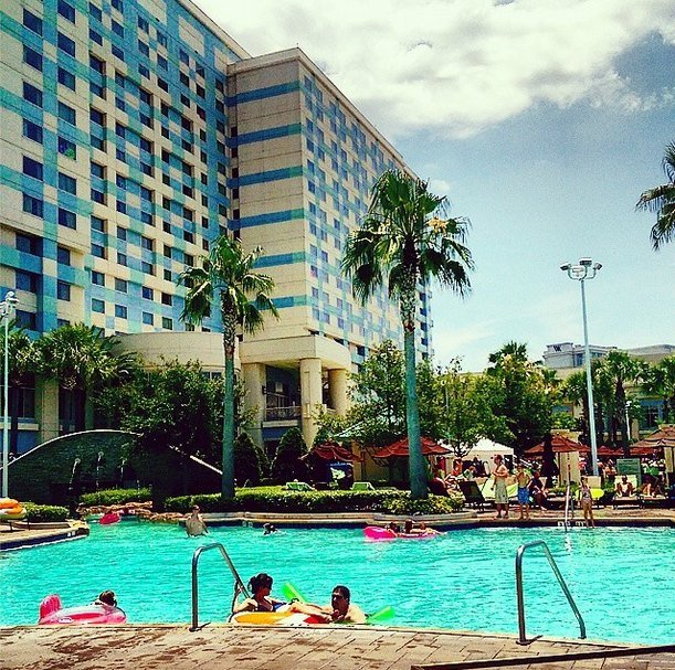 Hilton Bonnet Creek Resort Orlando Pool