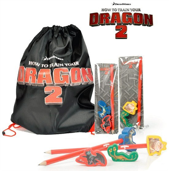 How To Train Your Dragon 2 Prize Pack