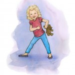 Win A Custom Illustration Of Your Little One