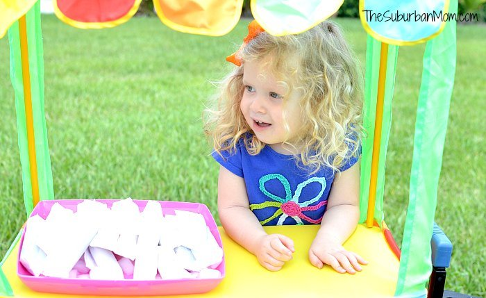 Pop-up Popsicle Party