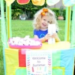 Popsicle Lemonade Stand