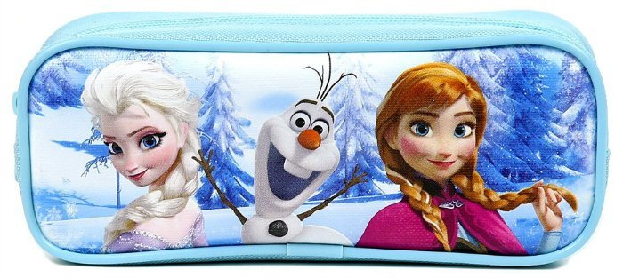 Anna Elsa Olaf Frozen Pencil Case