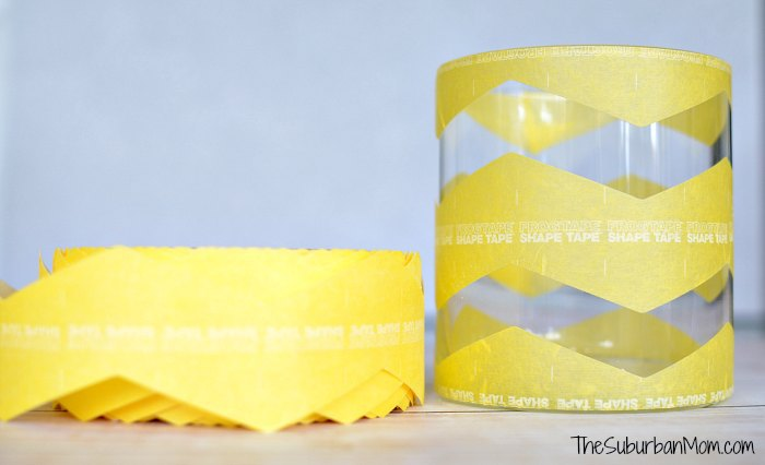 Frog Tape Chevron Craft