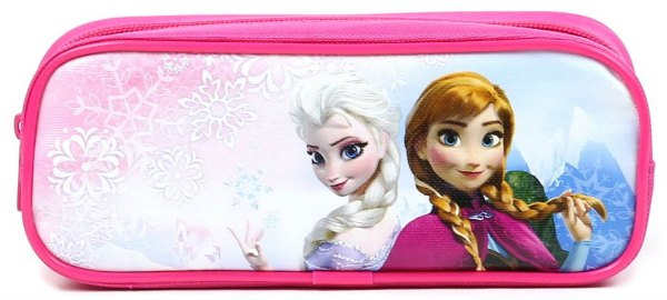 Frozen Anna Elsa Pencil Case